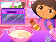 Explore Cooking With Dora Game