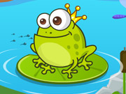Care Cute Frog Game