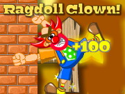 Ragdoll Clown Game