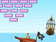Jake The Pirate Arkanoid Game
