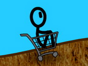 Shopping Cart Hero 3 Hacked Game