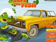 skill, boy , driving , fish , girl , kid , truck , save , the