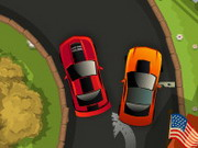 Muscle Car Parking Game