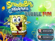 Spongebob Squarepants Bubble Fun Game