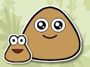 Pou Jelly World Game