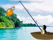 Fishing Penguin Game