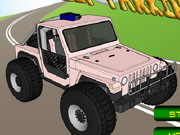 Crazy Jeep Parking 2 Game