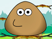 Pou Jump Adventure Game