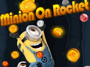 Minion On Rocket Game