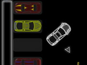 Line Car Parking Game