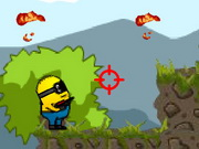 Minions Rockets Zombies Game