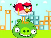 Angry Birds Egg Runaway Game