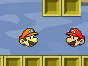 Mario And Luigi Adventure Game
