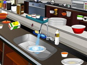 Fast Food Kitchen Game