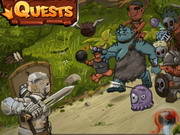 Queen's Quests Game