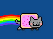 Nyan Cat Marathon Game