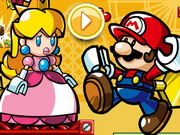 Princess Peach Go Adventure Game