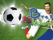 Brazil World Cup 2014 Game