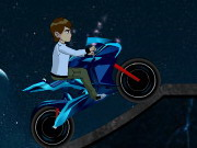 Ben 10 Moto Ride 2 Game