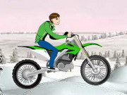 Ben 10 Ultimate Moto 2 Game
