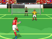 World Cup 2014 Free Kick Game