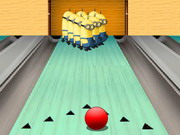 Minions Bowling Game