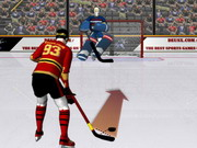 Hockey Shootout Game