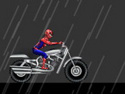 Spiderman City Drive Game