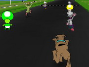 Scooby Doo Cup Run Game
