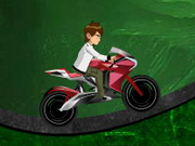 Ben 10 Moto Ride Game