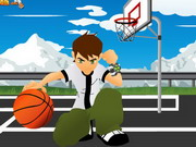 Ben10 Basketball Game