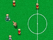 Tactical Game Soccer Game