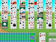 Golf Solitaire Pro Game