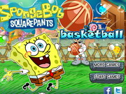 Spongebob Squarepants Basketball Game