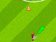 New Star Soccer Trials Game