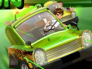 Ben 10 Chase Down Game