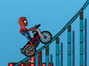 Spiderman Combo Biker Game