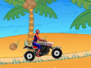 Spiderman Driver Game