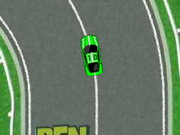 Ben 10 Race Against Time In Istanbul Park Game