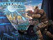 National Defense:Space Assault Game