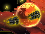 Defense Alien War Game