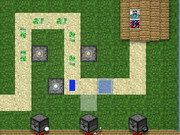 Minecraft Tower Defense Game