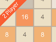2048 2 Player Game