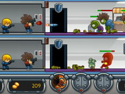 Zombo Buster Game