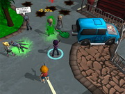 Hot Zomb Game