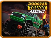 Monster Truck Assault Game
