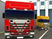 Trucker Parking 3D Game