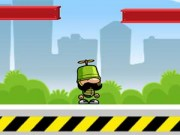 Bucket Copter 2D Game