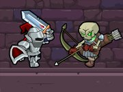 Dungeon Runner Game